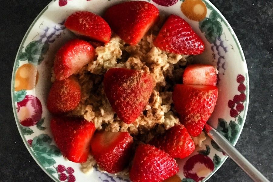 Active Porridge Breakfast