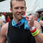 Ironman UK Finisher