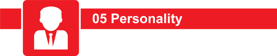 7 Secrets Personality