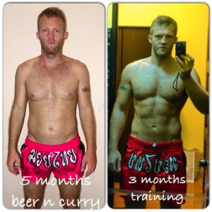 Personal Trainer 12 week Body Transformation Results