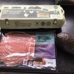 Bacon, Eggs & Avocado Breakfast