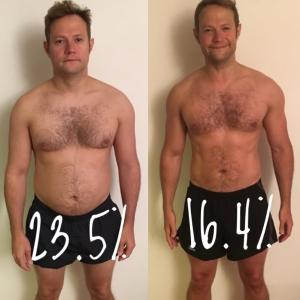 Matt 7 Week Body Transformation