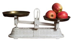 Weigh Food for Calorie Content