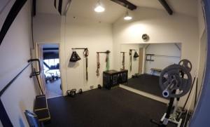 Personal Training Studio Canary Wharf London