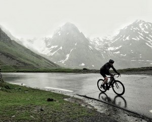 Cold Weather Cycling Pyrenees