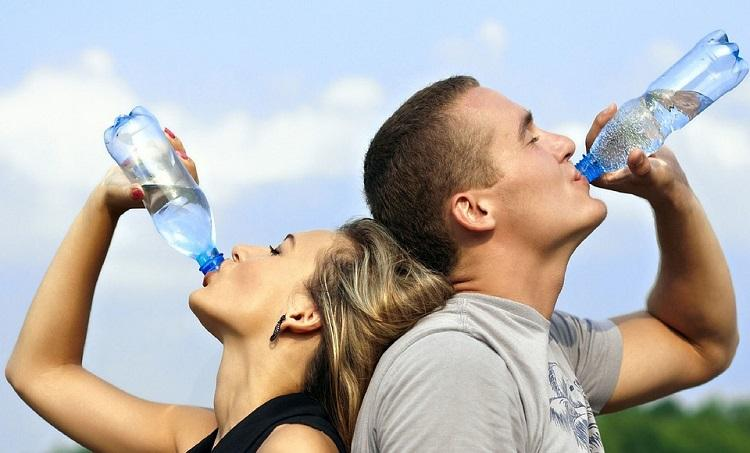 Hydrate After your Workout