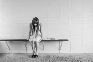 Stressed Girl