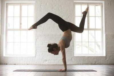 Yoga Inversions for Beginners