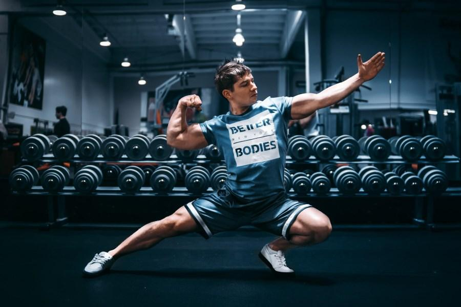 Gym Weight Training