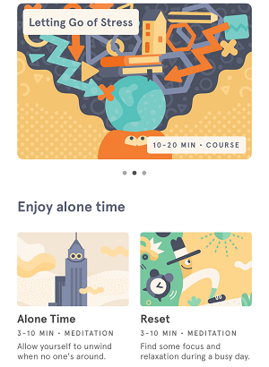 Headspace Meditations