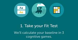Lumosity Brain Training App