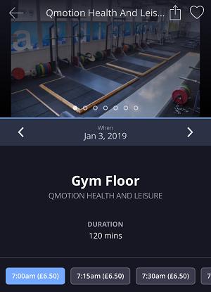 Esquared Gym Pass