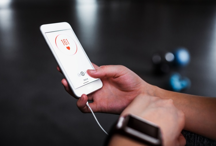 Heart Rate Monitoring on Phone