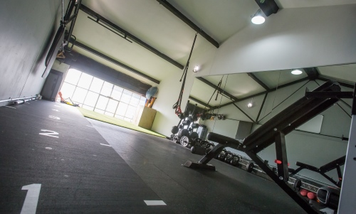 Private Gym in Canary Wharf, London