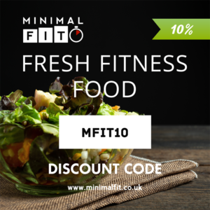 10% off Fresh Fitness Food Discount Code