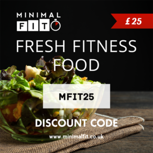 Fresh Fitness Food Discount Code £25 off